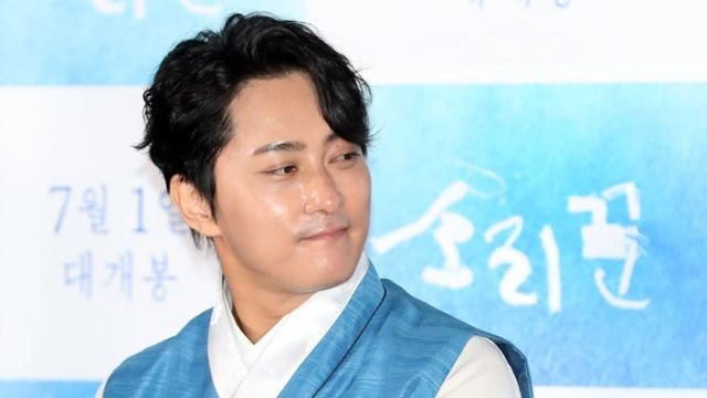 [E포토] 이봉근, '소리꾼으로 영화 데뷔'