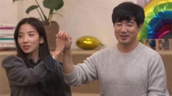 """지숙♥이두희, 10월 결혼 """"예식 준비 중, 축하해달라""""(공식)"""