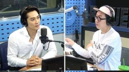 """송승헌 """"서지혜, 예쁘고 연기 잘하는 배우…김태희보다 눈 커"""""""