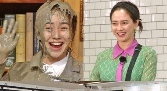 '런닝맨' 송지효, 리즈미모→불량지효…역대급 변신