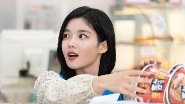 '샛별이' 김유정, 편의점 돌아온다…달라진 분위기 '샤방샤방'