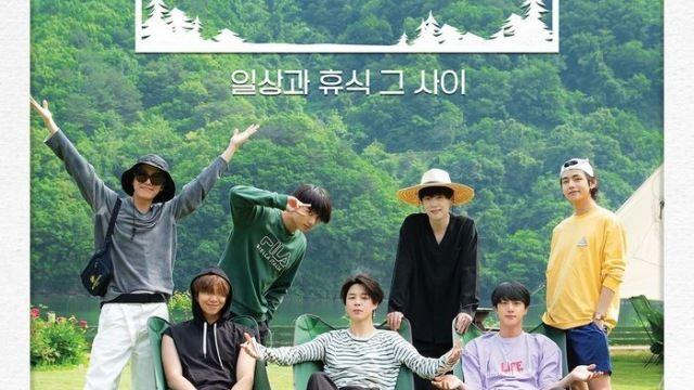 """""""방탄소년단의 일상, 휴식 엿보기""""…리얼리티 '인더숲BTS' 론칭"""