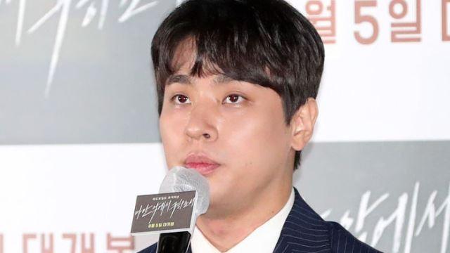 [E포토] 박정민, '연기 변신 기대하세요'