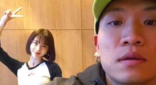 """다듀 개코, 팔 골절로 4시간 수술…아내 김수미 """"쾌유를 빌어달라"""""""