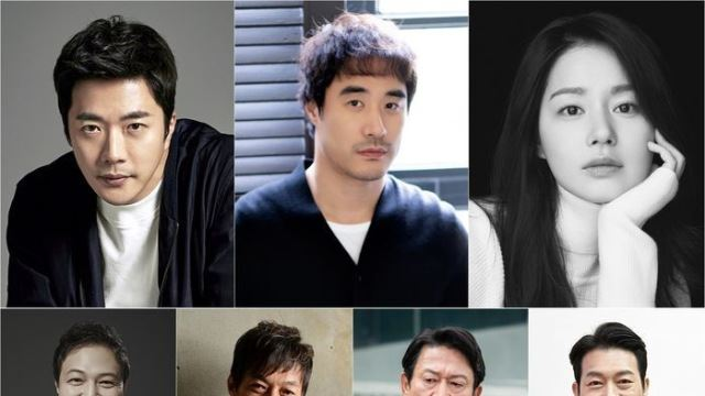 권상우·배성우→김갑수·김응수까지…'날아라 개천용', 막강 라인업 완성