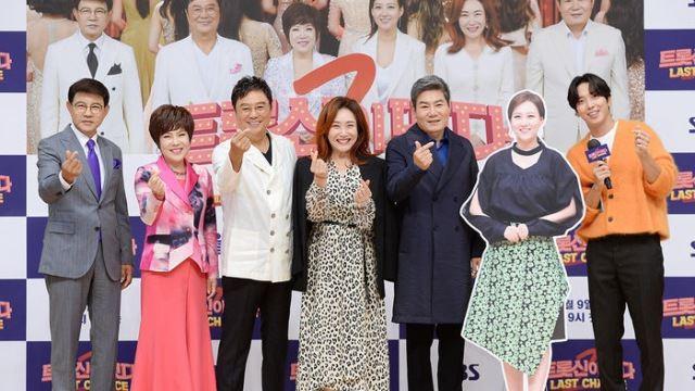 [TV랩] 또 트롯 예능? 절실한 무명가수 손 잡은 '트롯신2'의 진심