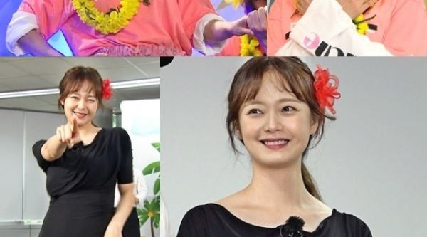 '런닝맨' 송지효X전소민, 멍돌자매→비주얼자매 변신 '미모 폭발'