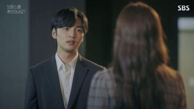 """'브람스를 좋아하세요?' 김민재, 박지현의 사랑 고백에 """"오지마, 나도 견뎠으니 너도 견뎌"""" 외면"""