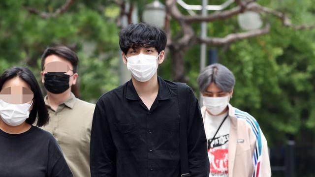 [E포토] 데이식스 원필-영케이, '편안한 복장으로'