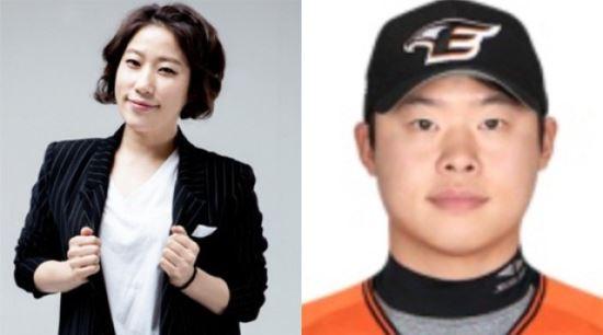 """""""연애 4개월 만에""""…김영희 사로잡은 10살 연하 윤승열은 누구?"""