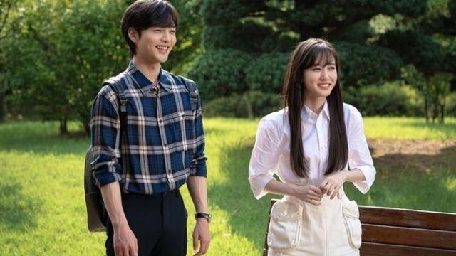 '브람스를 좋아하세요?' 박은빈♥김민재, 음대 공식 CC 등극 '웃음꽃 활짝'
