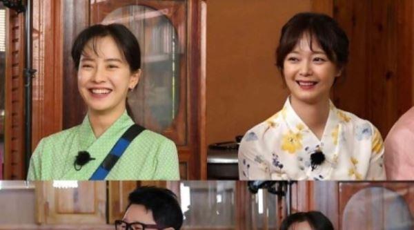 '런닝맨' 김종국, 한복마저 고운 핑크빛…'핑크왕자' 논란 재점화