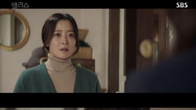 [스브스夜] '앨리스' 기억 되찾은 김희선, 2010년으로 시간여행…주원母 만났다