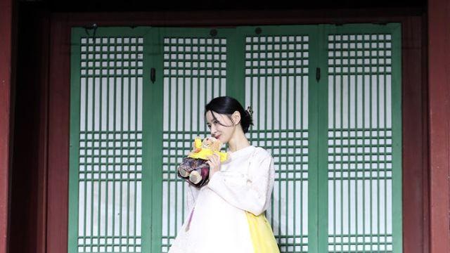 [E포토] 권나라, '어여쁜 소녀'