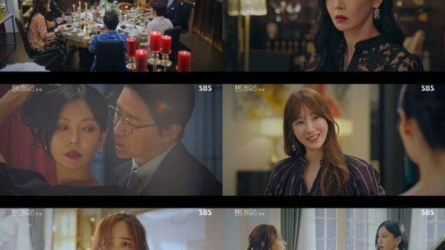 김순옥은 김순옥이다…美친 전개 '펜트하우스', 단숨에 '월화극 1위'