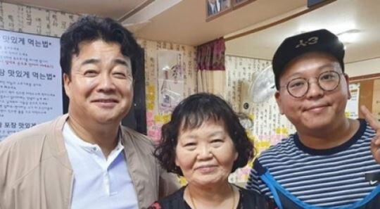 """'골목식당' 홍탁집 사장, 1일 결혼 """"초심 잃지 않도록 힘이 되어준 아내"""""""