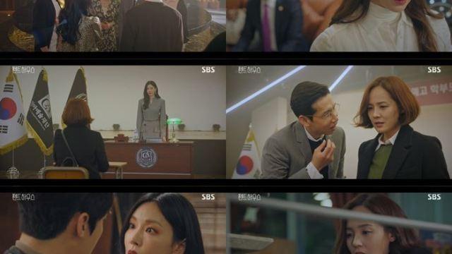 """""""이지아 본격 흑화, 핏빛 복수 시작됐다""""…'펜트하우스', 부동의 월화극 1위 '최고 15.8%'"""