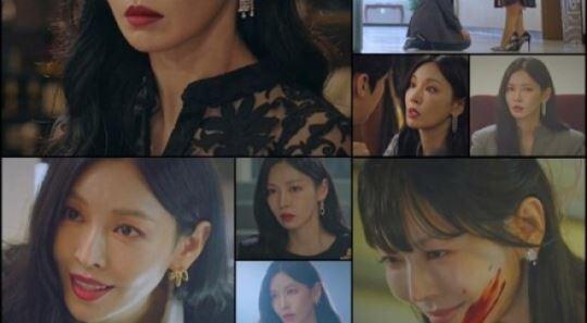 '펜트하우스' 김소연, 이런 악녀는 없었다…끝없는 악행에 공분 폭발