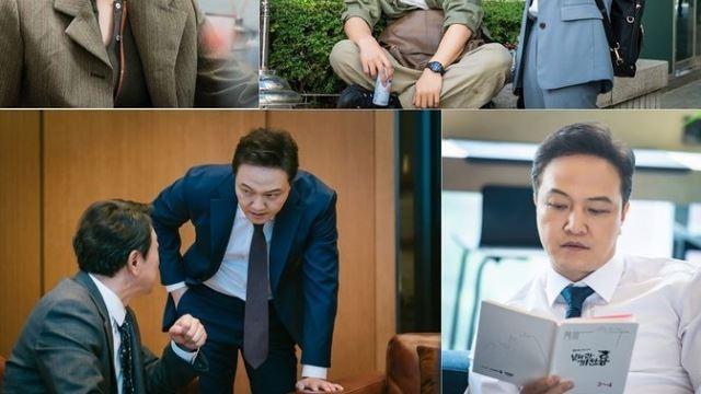 """""""사진만 봐도 미소가 절로""""…'날아라 개천용', 훈훈한 비하인드 컷 대방출"""