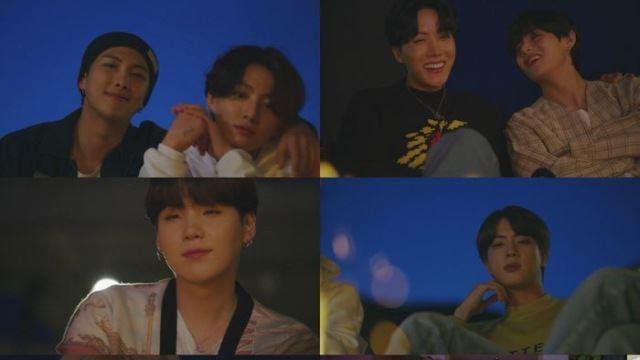 """""""20대 방탄소년단의 자유로운 일상""""…신곡 'Life Goes On' 뮤비 티저 공개"""