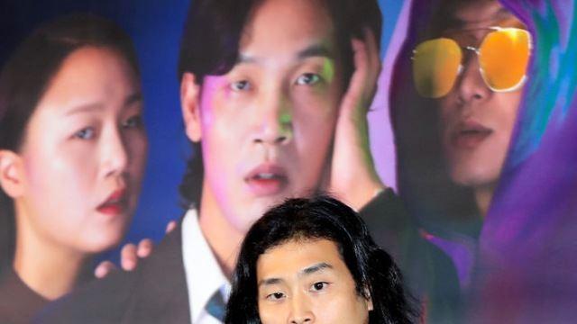 [E포토] 영화 '럭키 몬스터'의 봉준영 감독