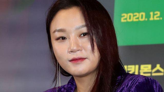 [E포토] 장진희, '럭키 몬스터로 첫 주연'