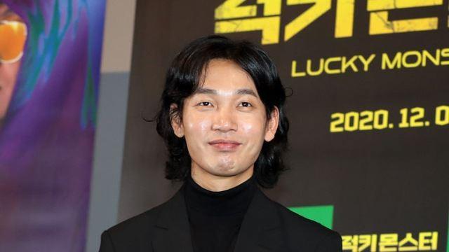 [E포토] 김도윤, '반도에 이어 럭키 몬스터로 인사드립니다'