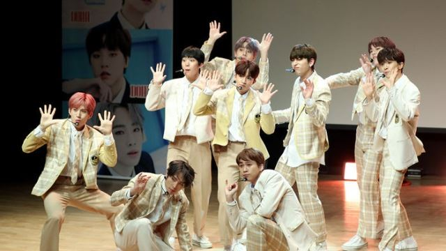 [E포토] BAE173, '데뷔 쇼케이스 무대'