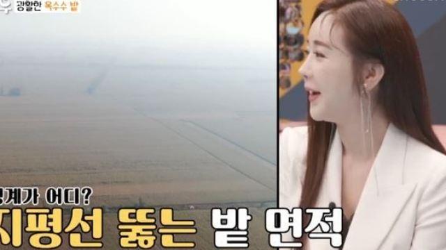 """""""여의도 30 배 농장? 아직 쟀지 않았어""""… 함소원의 친척 설명"""