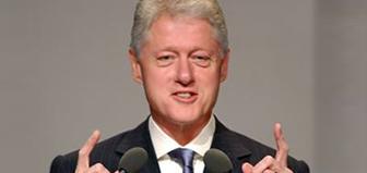 Bill Clinton / former U.S. President